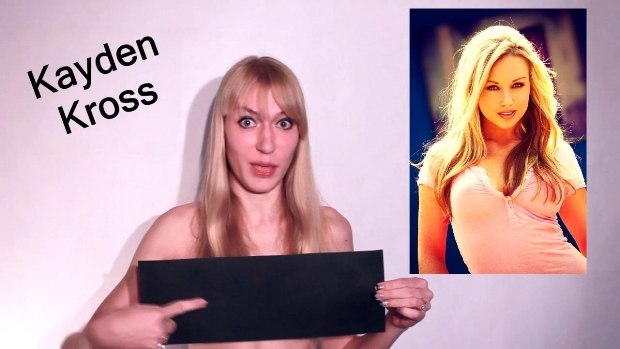 WOW Новости мира порно - Возращение Kayden Kross! # 1