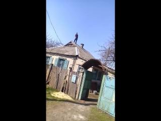 Выряжание Вадьки....Вова)))