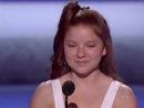 America's Got Talent 11 year's old Bianca Ryan