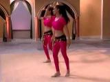 Восточные танцы с Виной и Ниной Бедаши. Сжигание жира