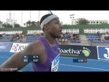 Mike Rogers 9 88 +1 4 Andrew Fisher 9 94 1st Sub 10 100m Madrid