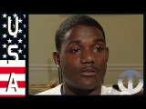 Young Justin Gatlin on Trans World Sport