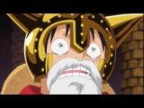 One Piece 663 русская озвучка OVERLORDS / Ван Пис - 663 серия на русском