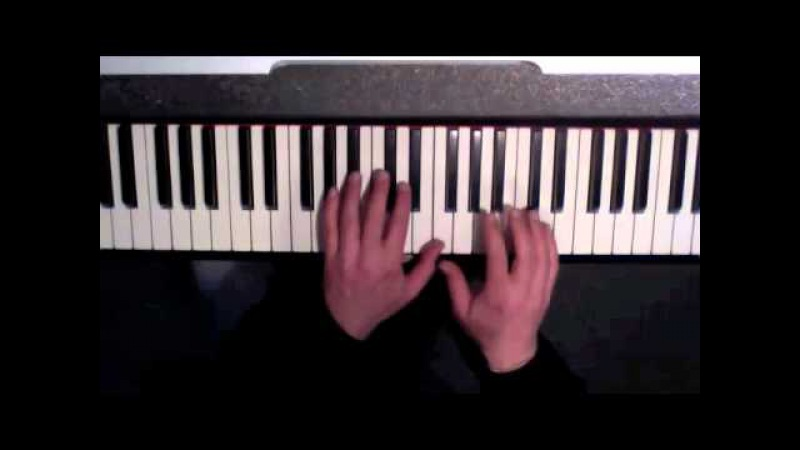 Mad World - Michael Andrew feat. Gary Jules, easy piano cover
