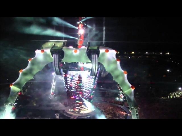 U2 - Barcelona, Spain 02-July-2009 (Full Concert Multicam Enhanced Audio IEM)
