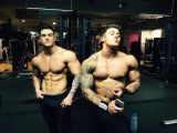 ChestBiceps Workout by Harrison Twins - Challenge yourself - TEAM ShapeYOU