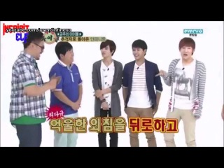 Infinite Sunggyu Funny \/\/eekly Id0l Moments (Eng Sub)