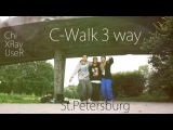3 Way 4 Fun - Chi, XRay & UseR - Just Can't Get Enought [C-Walk]