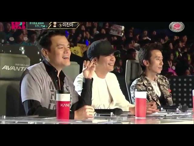 [Выступление] Lee Hi Katie Kim - Mama Do @KpopStar4