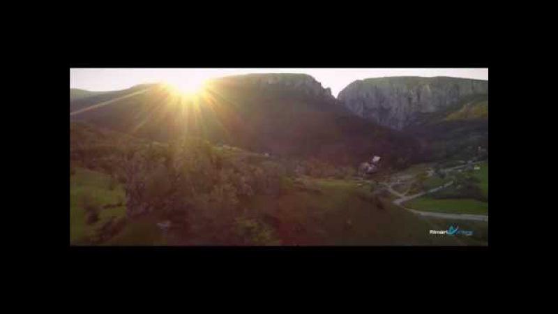 Cheile Turzii - aerials