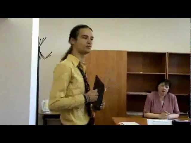 Отказ от военной службы П К в Колпино 04 июля 2012.flv