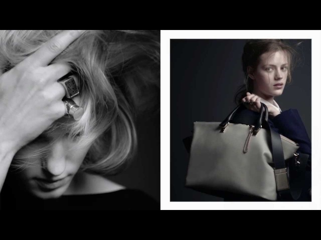 Chloé Winter 2013/14 campaign film featuring new Baylee handbag