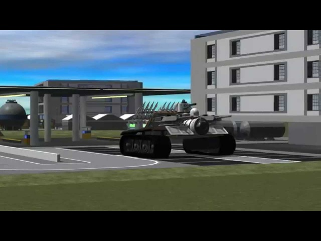 KSP - BDArmory v0.7.0 Trailer