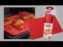 Силиконовый коврик для выпечки - не пригорает, минимум жира!
