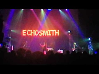 Echosmith live at nau Prochnow auditorium in Flagstaff AZ.