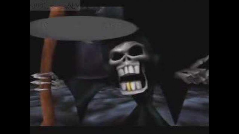 Conker's Bad Fur Day (Gregg the Grim Reaper)