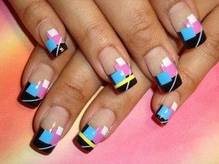 Самые красивые ногти гель лак