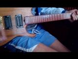 Краткий обзор моей гитары