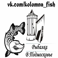 Логотип Рыбалка в Подмосковье