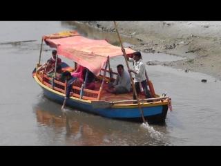 Yamuna Aarti -- at Yamuna River Vrindavan.