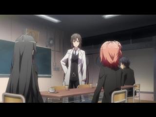Розовая пора моей школьной жизни - сплошной обман! ТВ-2_03 / OreGairu TV-2_03 [Yui & Kasteel]