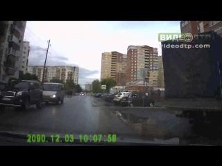 ДТП в г.Тюмени 20.08.15 | ДТП авария