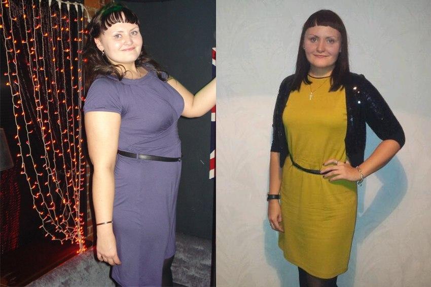 похудеть на 30 кг за 4 месяца