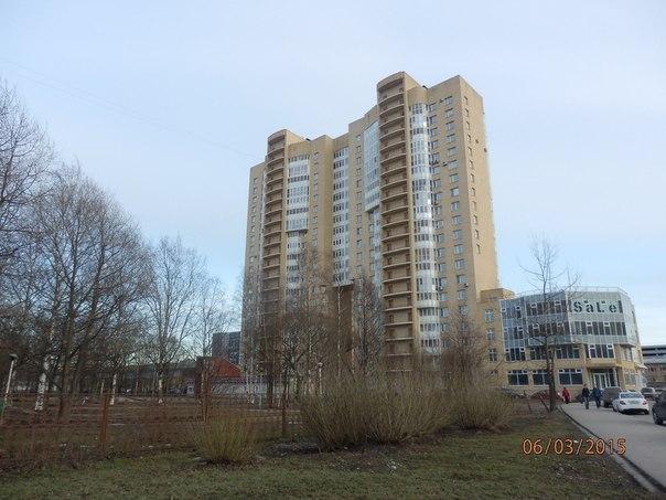 3 ком. квартира в Приморском районе рядом с метро «Черная речка» 6YXG7A1HA8A