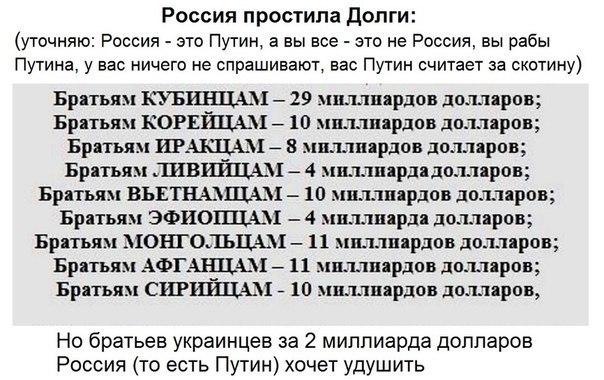"""У Путина пророчат Украине """"неизбежный всеобщий дефолт"""" - Цензор.НЕТ 6840"""