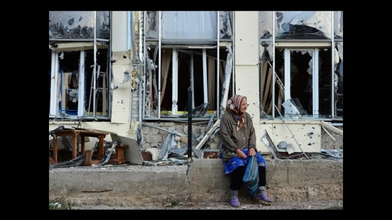 Неизвестный Первомайск на острие украинского трезуба