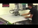 Leister SEAMTEK 36 Adujstable welding machine Guides