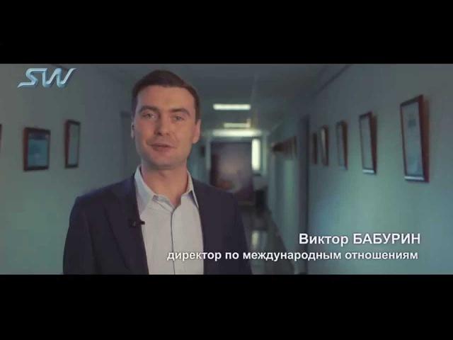 Интервью директора по международным отношениям Виктора Бабурина (08.06.2015)