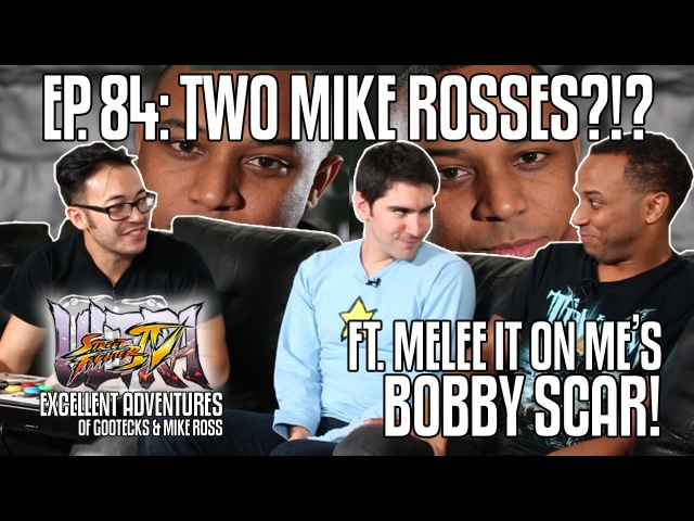 TWO MIKE ROSSES The Excellent Adventures of Gootecks Mike Ross ft Bobby Scar Ep 84