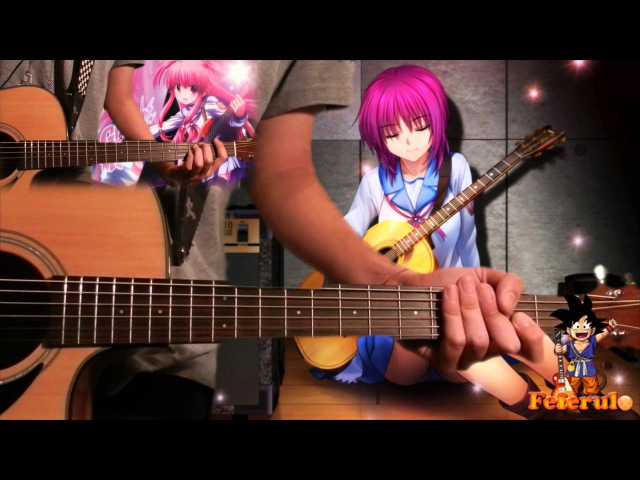 「My Song」- Angel Beats!【TABS】by Fefe!