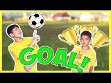 [NURSIK] #1.Ауылдағы Футбол! GOAL!