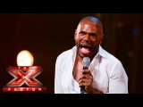 Anton Stephans is making a change  Auditions Week 2  The X Factor UK 2015