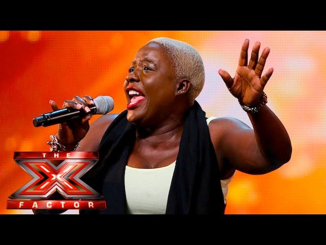 Jennifer Phillips risks Mary Mary's Shackles | Auditions Week 1 | The X Factor UK 2015
