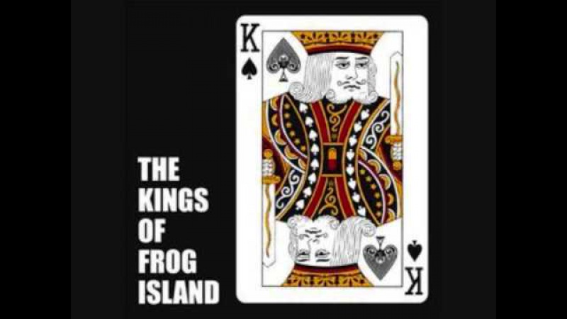 The Kings Of Frog Island: Welcome To The Void