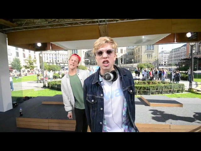 Kollektivet: Music Video - I can't get erection from the election