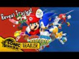 TRAILER: Mario and Sonic at the Rio 2016 Olympic Games (Wii U / 3DS)