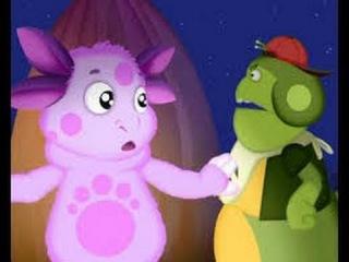 Лунтик и его друзья - 356 серия. Весёлая уборка - развивающий мультик для детей