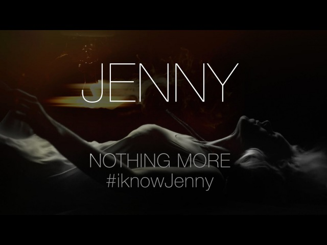 Nothing More - Jenny (Official Video)