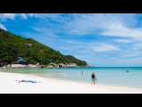 Тропический остров Koh Phangan, панорамы невиданной красоты!