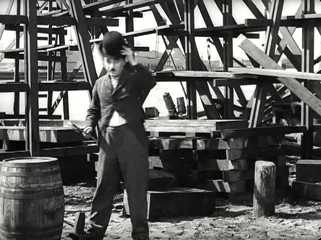 Новые времена Modern Times 1936 HD