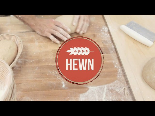 Hewn: Hand Forged Artisan Bread