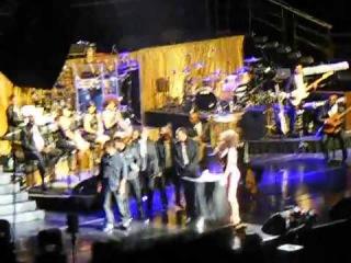 Whitney Houston singing to Kristine on her birthday 4/3