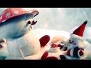 Советские мультфильмы: Морозики-Морозы (1986) - мультики про новый год