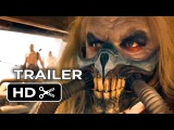 Mad Max Fury Road Official Comic-Con Trailer (2015) - Tom Hardy Post-Apocalypse Movie HD