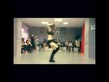 Альбина Тимиряева - booty dance, twerk (CHAN DIZZY &amp J CAPRI NICEST FEELIN')