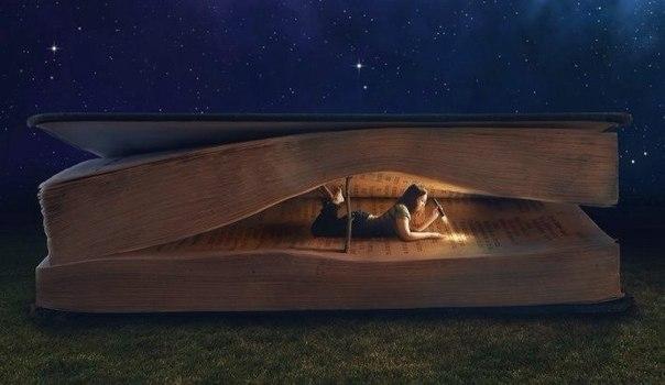 В качестве оправдания ваших мешков под глазами вот вам 10 книг, которые